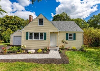180 Middletown Avenue, Wethersfield. Sold January 2020. Our clients saved $5,250!