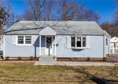 36 Landers Road, East Hartford. Sold May 2019. Client saved $3,260!