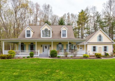 24 Winterbourne View, Tolland. Closed August 2019. Clients saved $8,000!