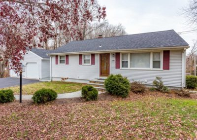 588 Booth Hill Road, Shelton. Sold January 2019. Clients saved $6,600!